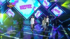 dalla (130724 music show! champion) - heyne