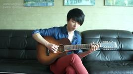 don't let me be misunderstood (guitar cover) - sungha jung