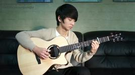 howl's moving castle theme (guitar cover) - sungha jung