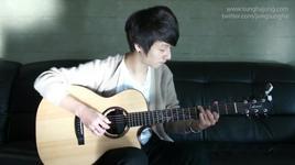 love song - big bang (guitar cover) - sungha jung