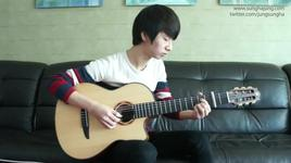 river flows in you - yiruma (classic guitar cover) - sungha jung