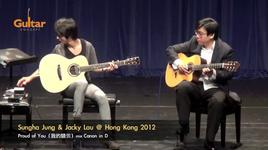 proud of you - joey yung (live) - sungha jung