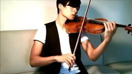 monster - bigbang (violin cover) - daniel jang