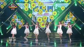 nonono (130724 music show! champion) - a pink