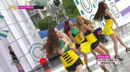 love sick (130727 music core) - tahiti