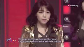 female president (130730 simply k-pop) - girl's day