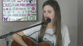 what makes you beautiful (cover) - tiffany alvord