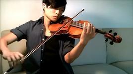 payphone - maroon 5 (violin cover) - daniel jang