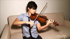 skyfall - adele (violin cover) - daniel jang