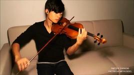 that woman (secret garden ost) - baek ji young (violin cover) - daniel jang