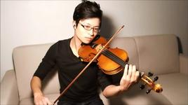 why did i fall in love with you - dbsk (violin cover) - daniel jang