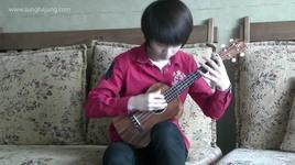 mission impossible (ukulele) - sungha jung