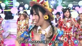 koi suru fortune cookie (130705 music station) - akb48