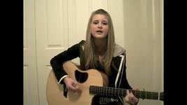 forever and always (taylor swift cover) - savannah outen
