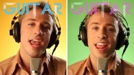 moves like jagger (maroon 5 cover)   - savannah outen, peter hollens