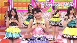 koi suru fortune cookie (130814 akbingo!) - akb48