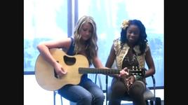 who says (selena gomez cover) - savannah outen, coco jones