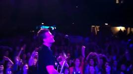thank you - my fans are amazing - paper heart (live)  - tyler ward