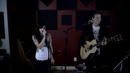 the cave (mumford and sons cover)  - tyler ward, megan nicole