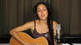 rolling in the deep (adele cover) - kina grannis
