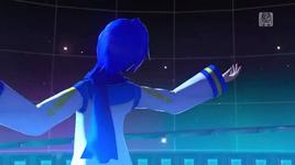 tell your world (project diva f) - kaito