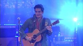the age of worry (live on letterman) - john mayer
