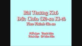 bai thuong kho chua giesu - v.a