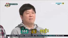 weekly idol (tap 99) (vietsub) - v.a, 100 %