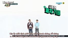 weekly idol (tap 91) (vietsub) - v.a, teen top