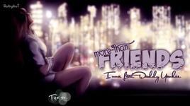more than friends (nightcore, lyric) - daddy yankee