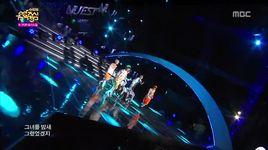 sleep talking (130921 music core k-pop festival)  - nu'est