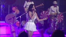 firework - live on letterman  - katy perry