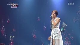 false hope (131004 music bank) - ji eun (secret)