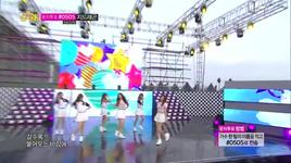 no no no (131005 music core) - a pink