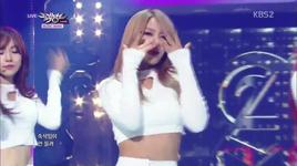 confused (131011 music bank) - aoa
