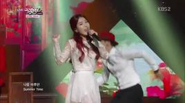 the red shoes (131018 music bank) - iu