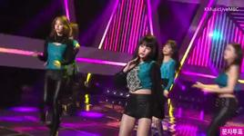 number 9 (131019 music core) - t-ara