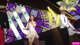 the red shoes (131019 music core) - iu