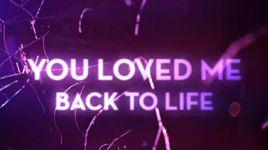 loved me back to life (lyric video) - celine dion