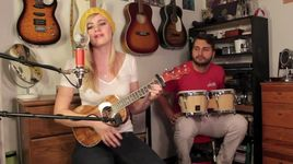 love story (taylor swift ukulele cover) - amber ruthe