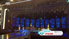 will be gone (131102 infinity challenge song festival) - kim c, beenzino, lee so ra