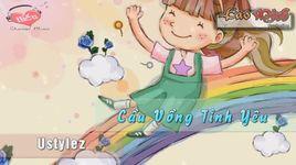 cau vong tinh yeu (lyric) - truong cat an