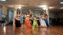 belly dance - eyes on me remix (jolie's class) - dj