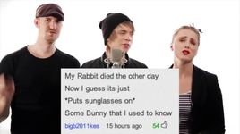 some bunny that i used to know - youtube comments song - rcs 4 - roomie