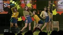 gun (131107  m countdown) - nine muses