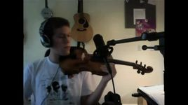 save the world (swedish house mafia violin cover) - peter lee johnson