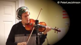 climax (usher violin cover) - peter lee johnson