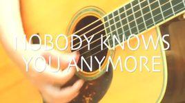 nobody knows you anymore - terra naomi