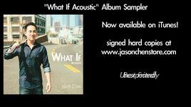 what if (acoustic) - jason chen