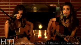 marry the night (lady gaga cover) - helenamaria